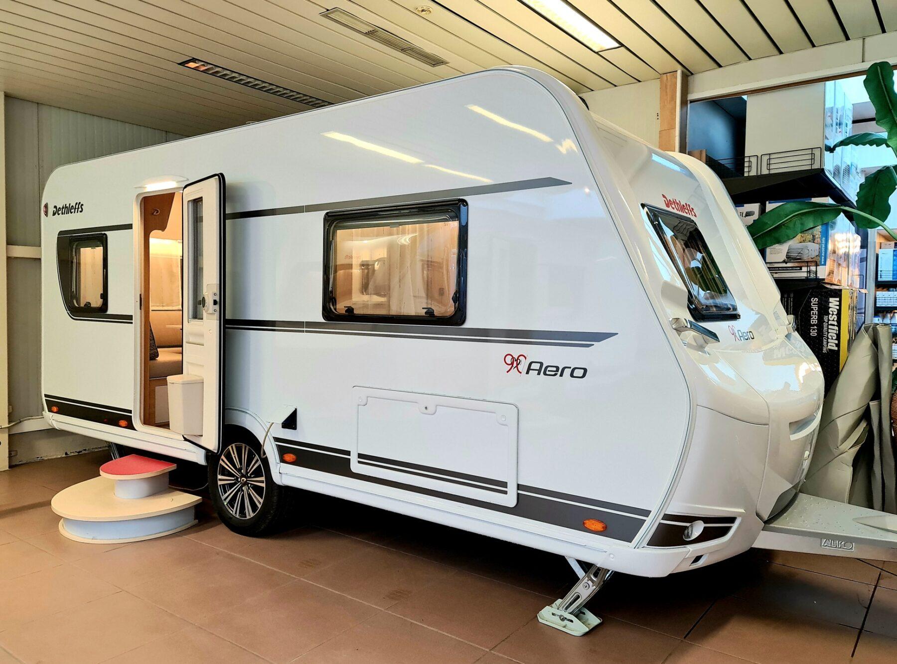 campingtrend.nl – Aero is een heerlijk jubileummodel